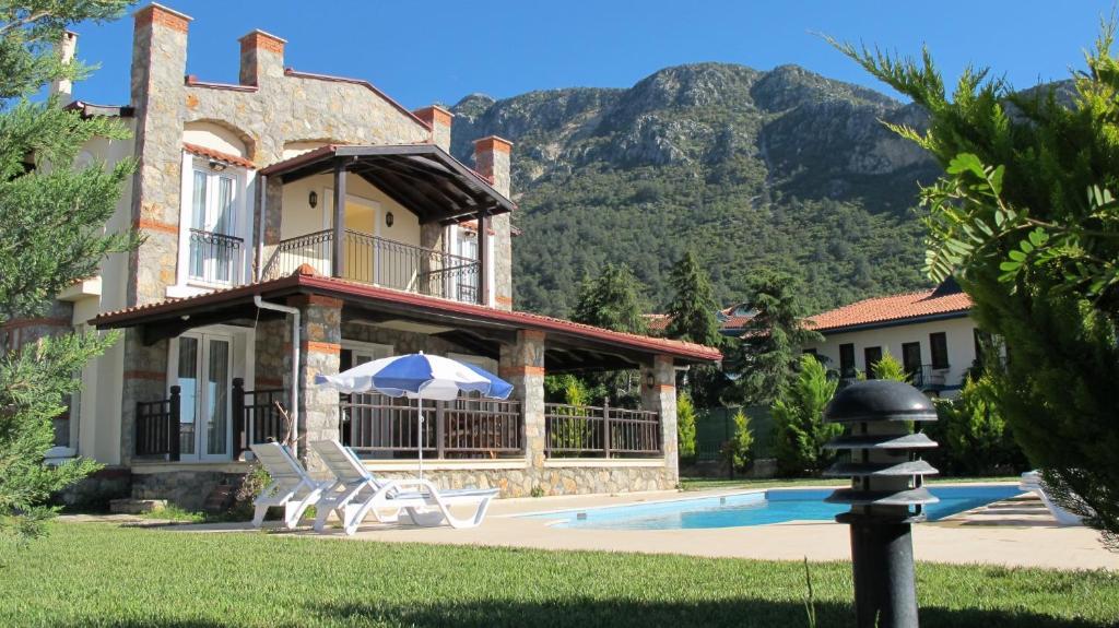 Xanthos Villa 46