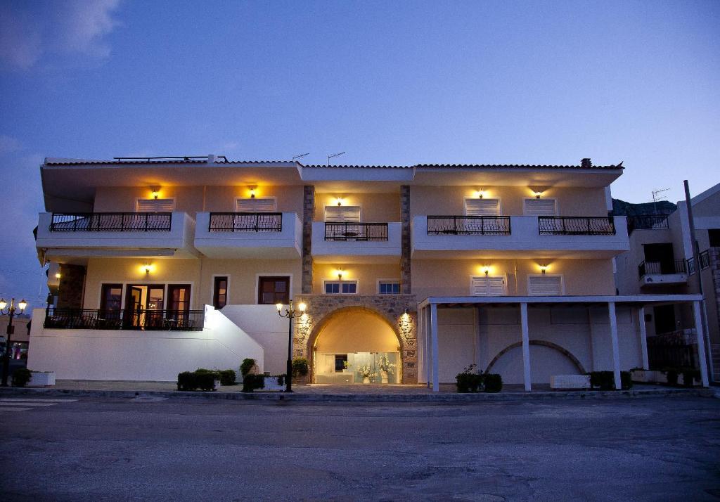 Filoxenia Hotel - Laterooms