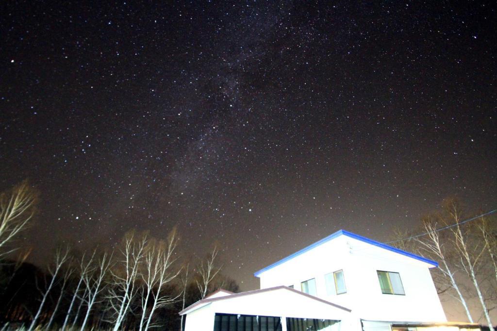 Traveler's Inn Asanebo during the winter