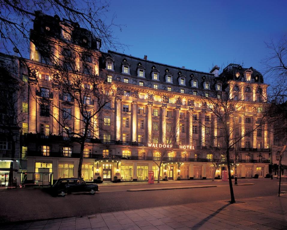 The Waldorf Hilton, London - Laterooms