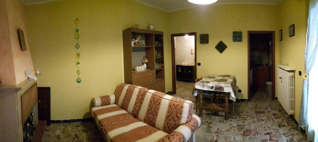 A seating area at B&B Donatella