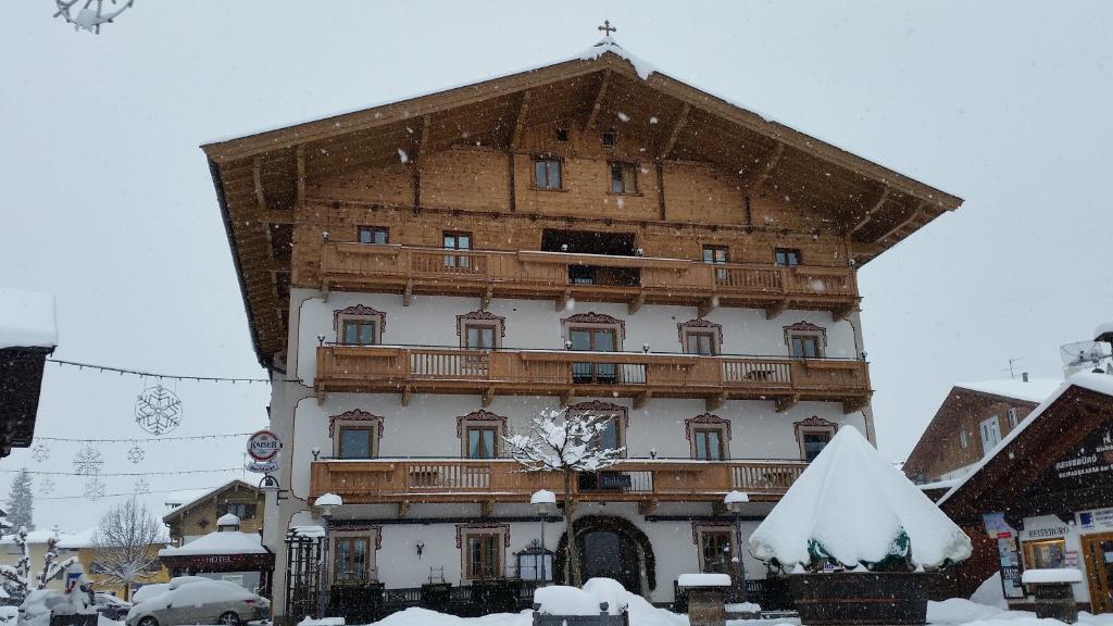 Hotel Bechlwirt Kirchberg in Tirol, Austria