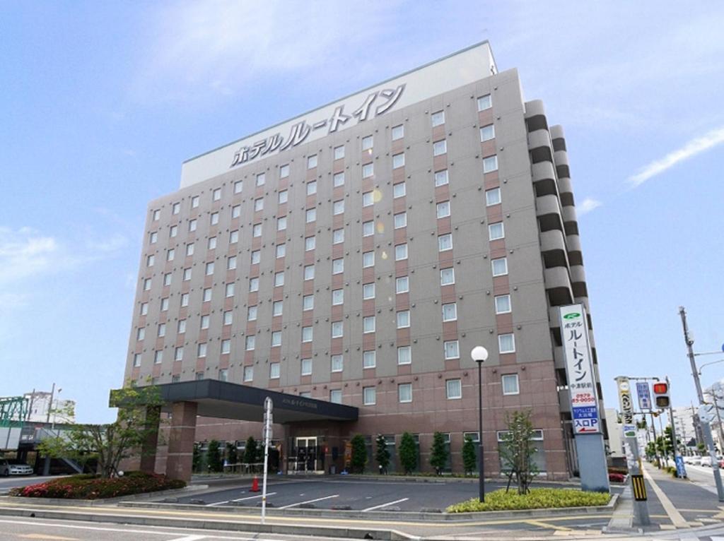 Hotel Route-Inn Nakatsu Ekimae