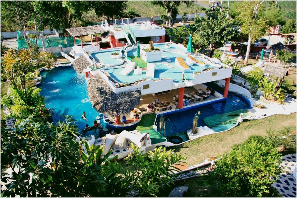 منظر Mirabel Club Resort من الأعلى