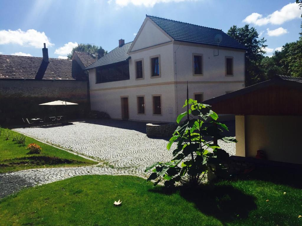 Prázdninový dům Vila 12