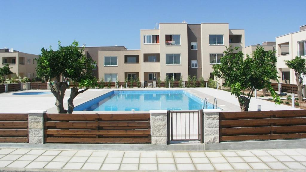 The swimming pool at or near Zephyros Apartments