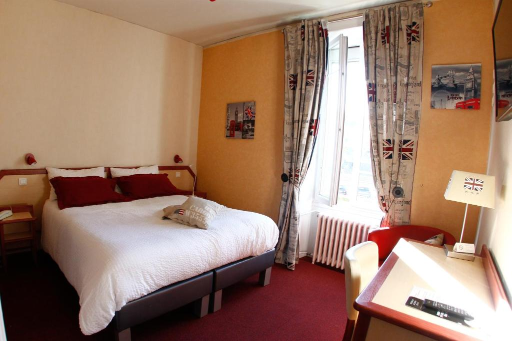 Hotel Gambetta Lons-le-Saunier, France