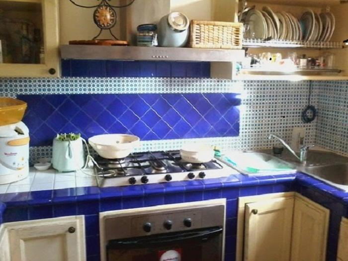 Cucina o angolo cottura di Casa Diego solaria porto cesareo