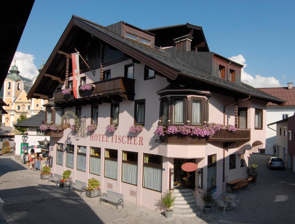 Hotel Fischer Sankt Johann in Tirol, Austria