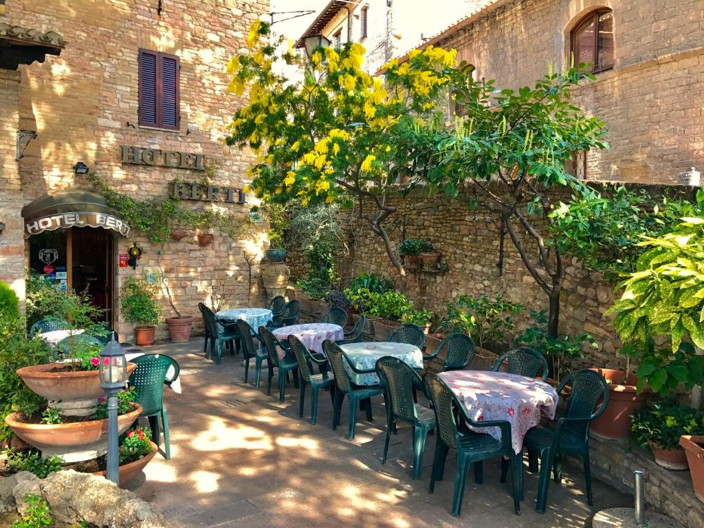 Hotel Berti Assisi, Italy