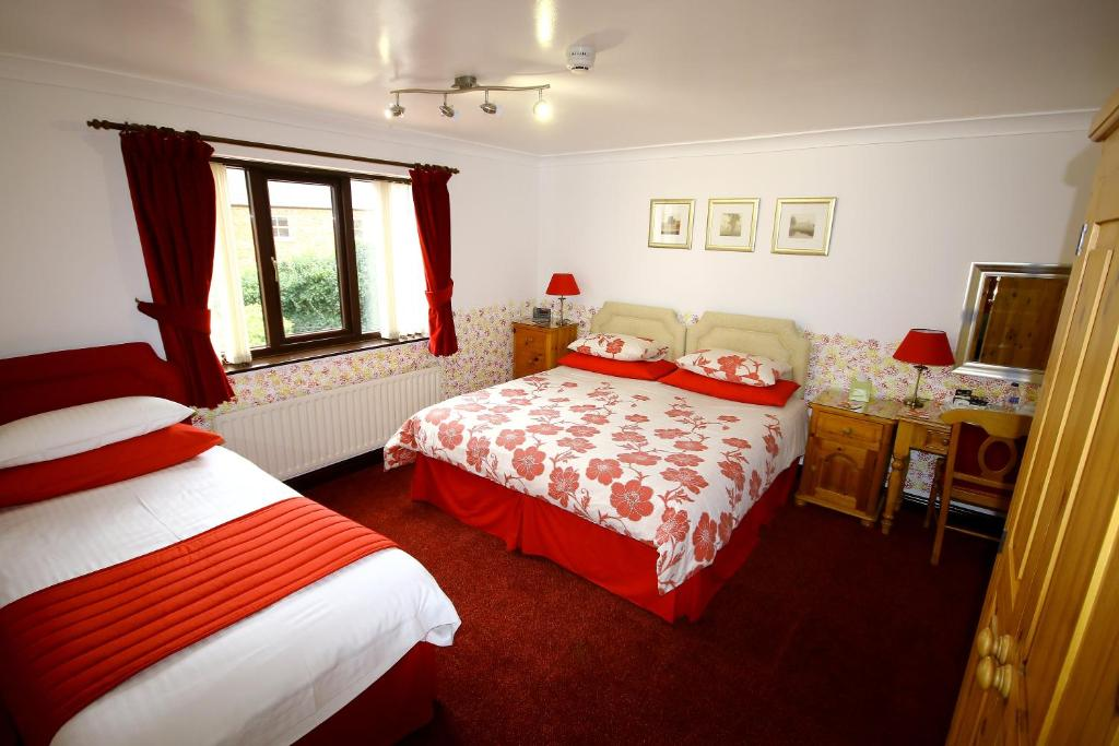 Gables Guest House - Laterooms
