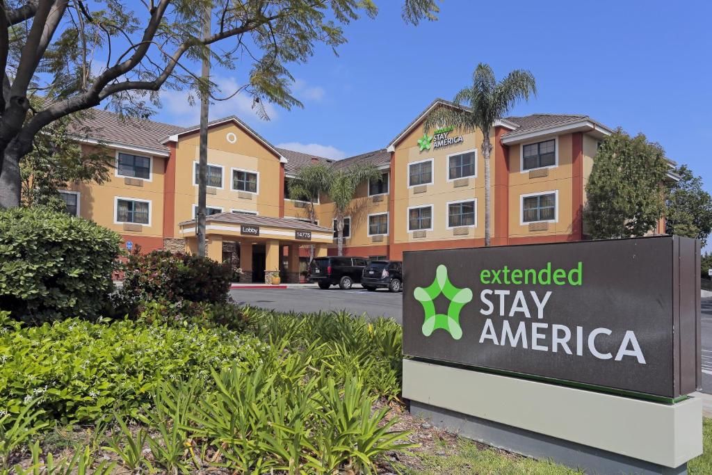 The Extended Stay America Suites - Los Angeles - La Mirada.