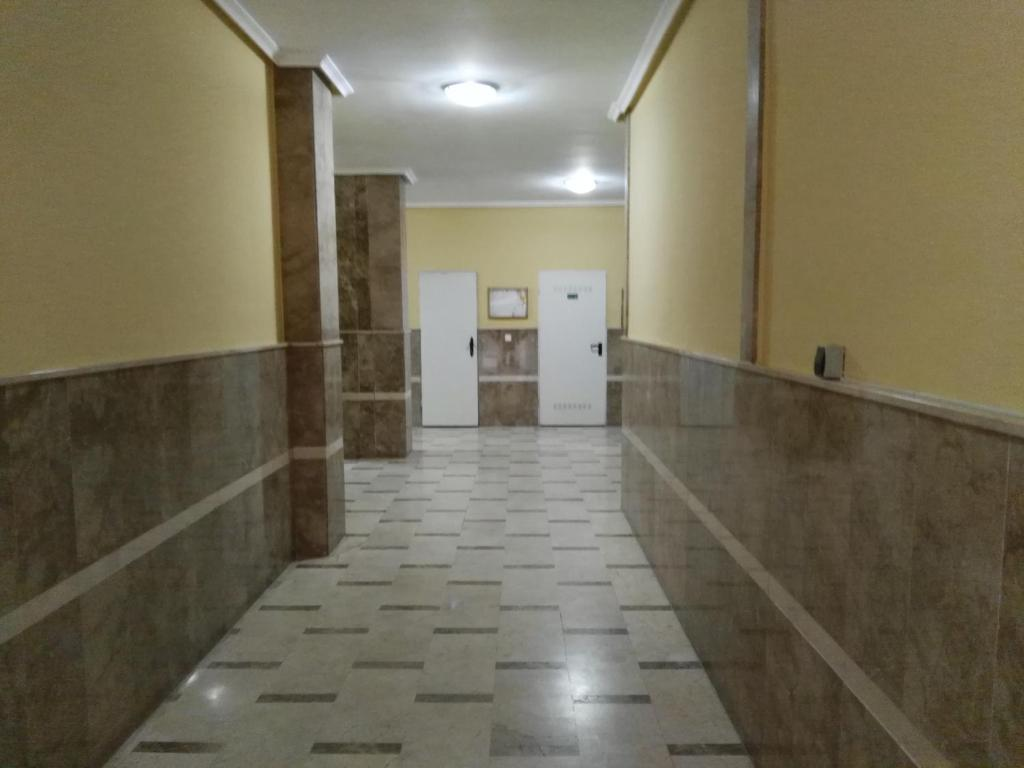 El vestíbulo o zona de recepción de Apartment Sunrise