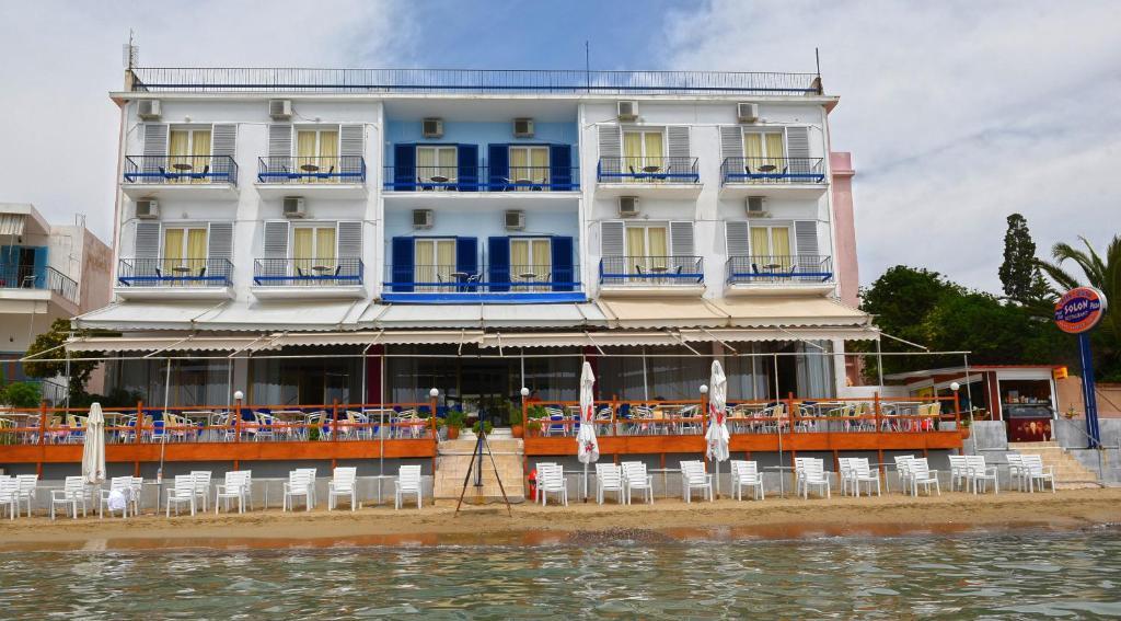 Hotel Solon Tolo, Greece