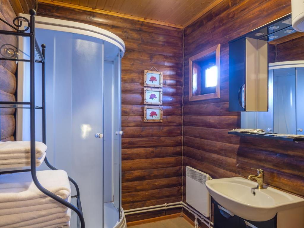 Ванная комната в Kazachiy Dozor