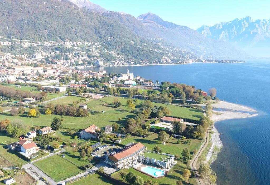 A bird's-eye view of Tullio Hotel