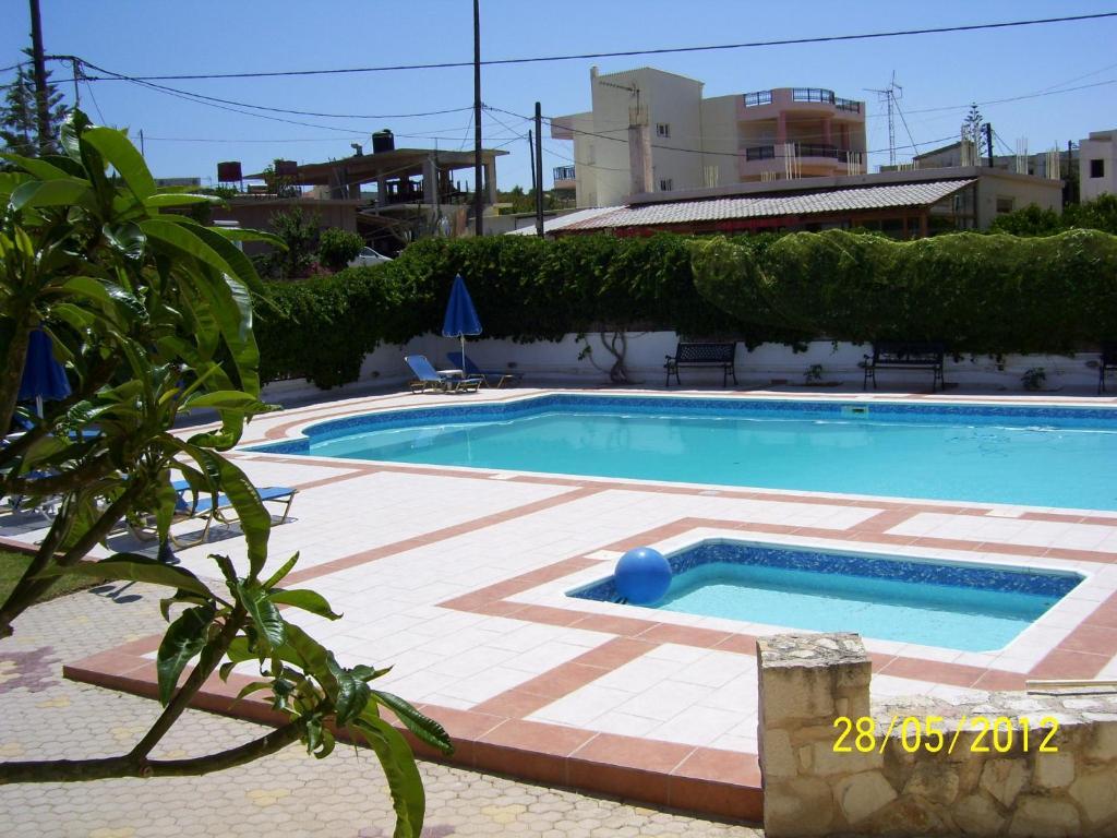 Πισίνα στο ή κοντά στο Apelia