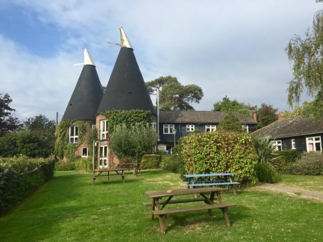 Playden Oasts Hotel in Rye, East Sussex, England