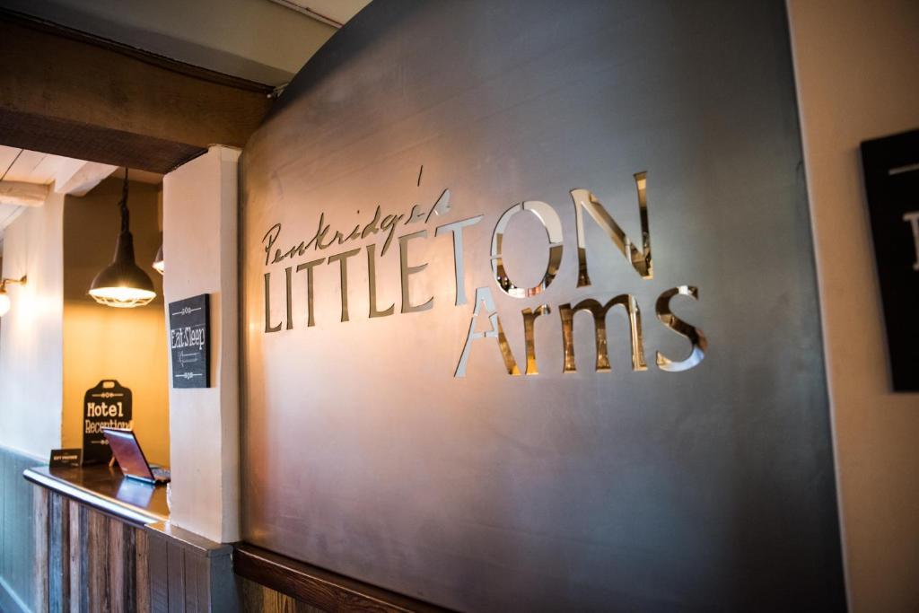 The Littleton Arms Village Inn - Laterooms