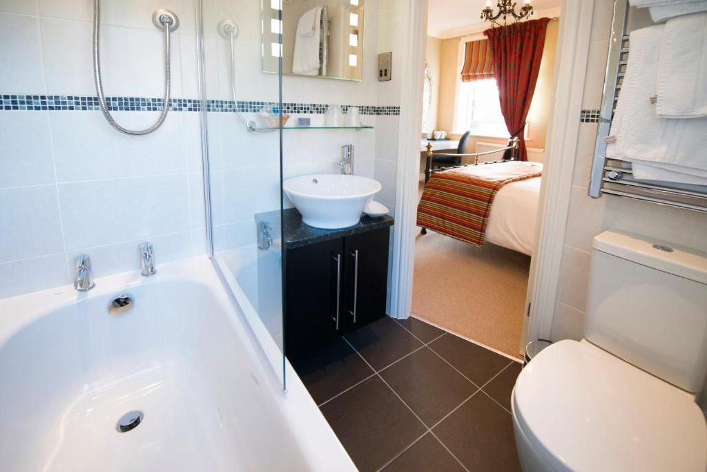 The Grafton Boutique B&B; - Laterooms