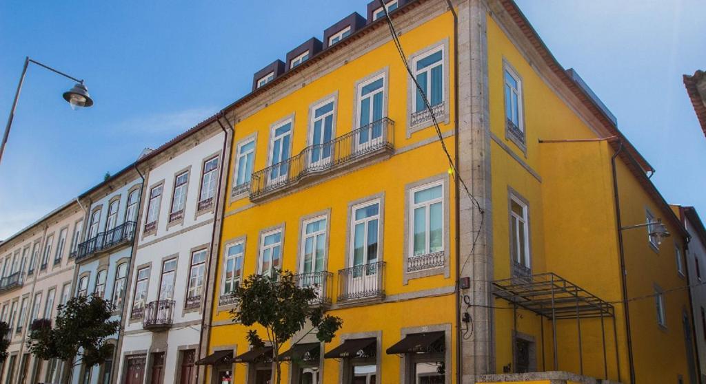 Burgus Tribute & Design Hotel Braga, Portugal