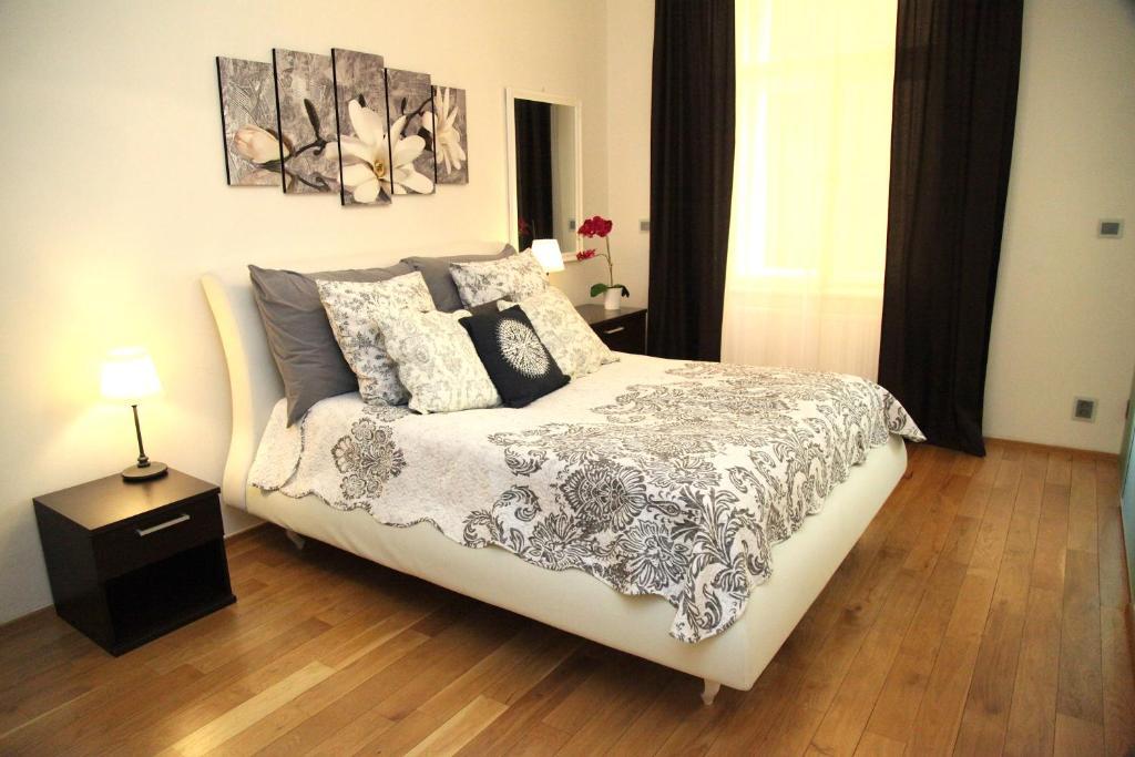 Letto o letti in una camera di Old Town apartment | PragueStars