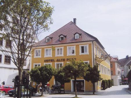 Hotel Alte Post Wangen im Allgau, Germany