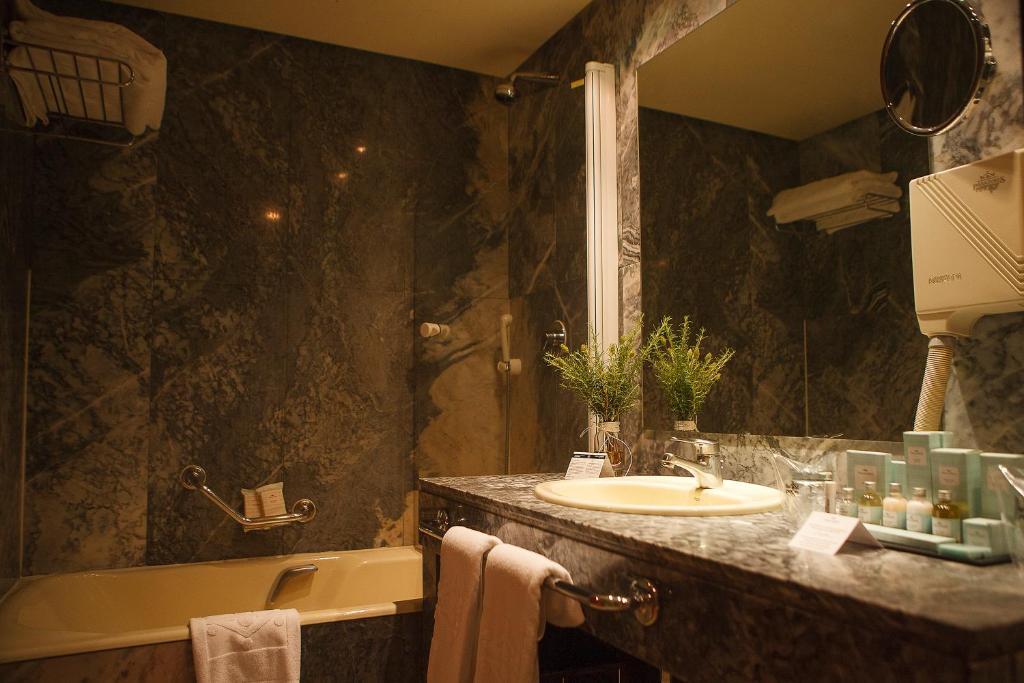 Un baño de Parador de Segovia