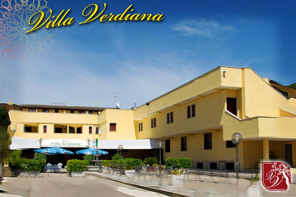 Villa Verdiana Nettuno, Italy