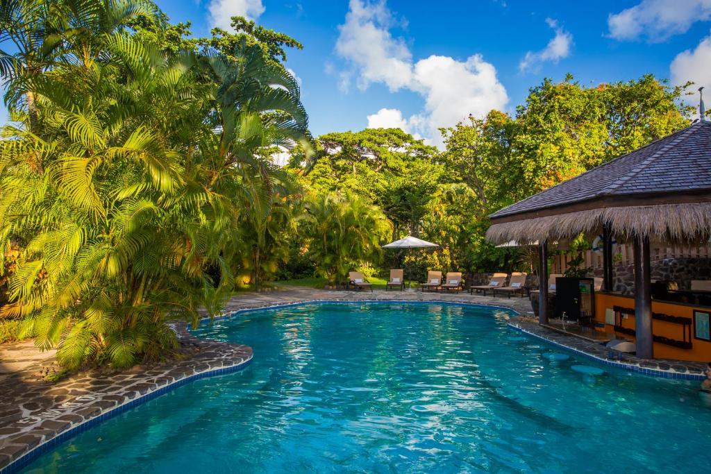The swimming pool at or near East Winds St. Lucia- All Inclusive