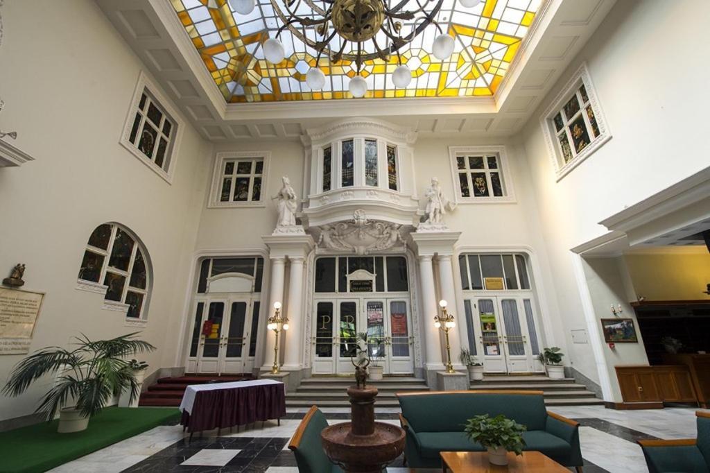 Grand Hotel Aranybika Debrecen, Hungary