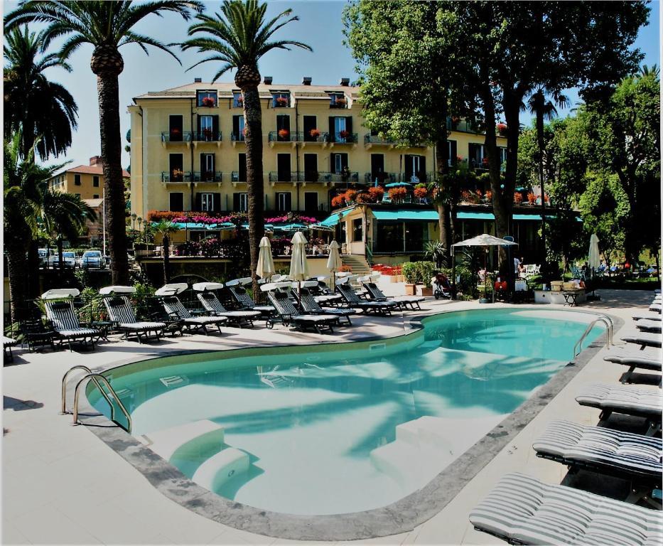 Hotel Metropole Santa Margherita Ligure, Italy