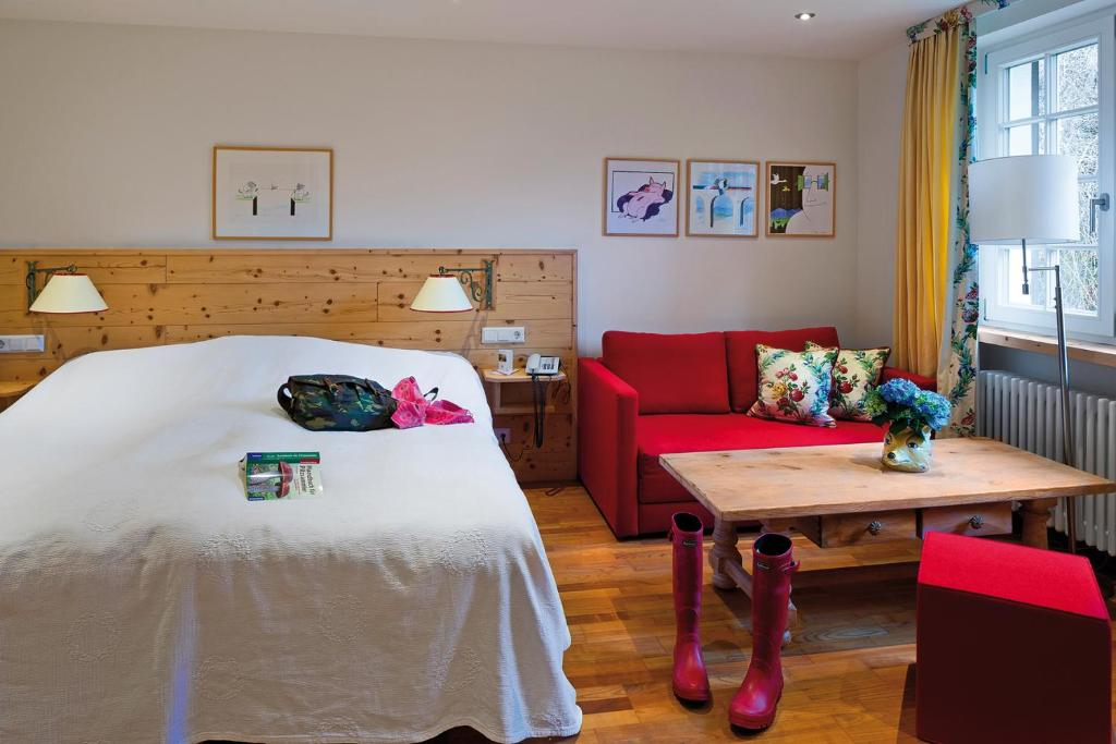 Romantik Hotel Spielweg Obermunstertal, Germany