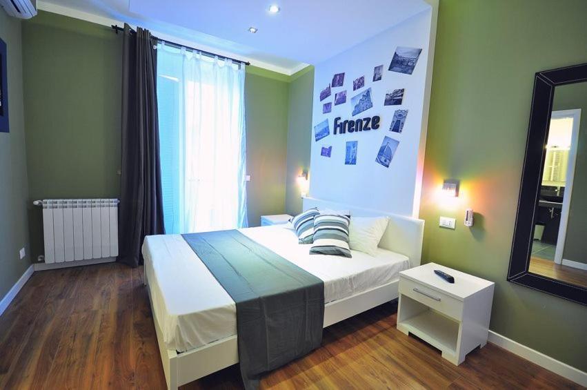 Letto o letti in una camera di B&B Destinazione Roma