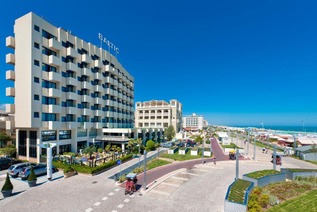 Hotel Baltic Riccione, Italy