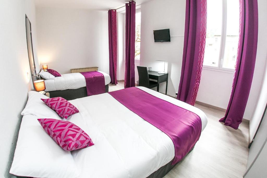 Grand Hotel De France Meyrueis, France
