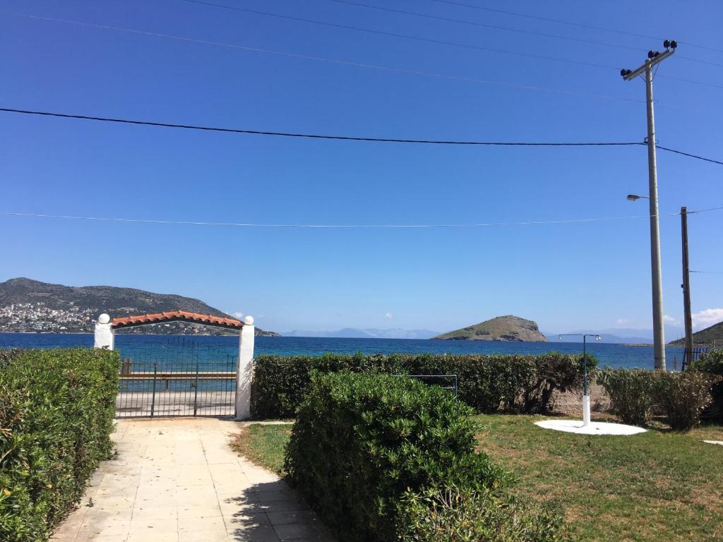 Aparment 10m away from the sea - Porto Rafti