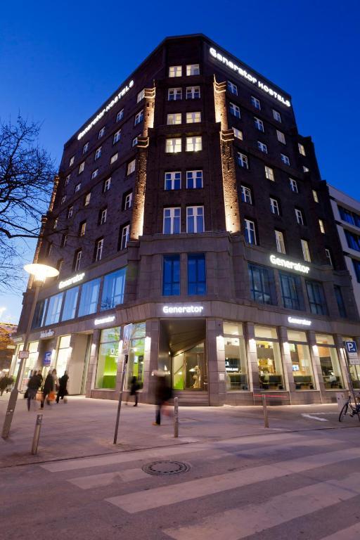 Generator Hostels Hamburg - Laterooms
