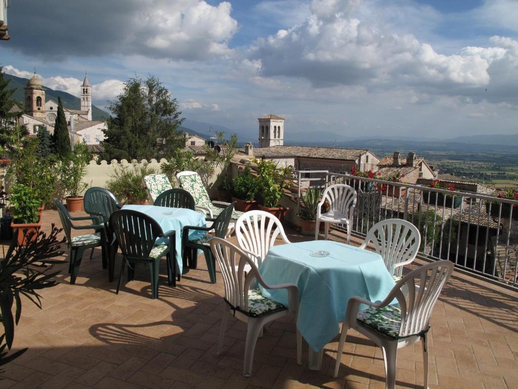 Hotel Umbra Assisi, Italy