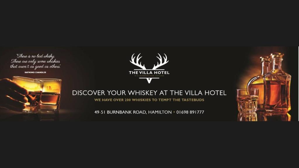Villa Hotel - Laterooms