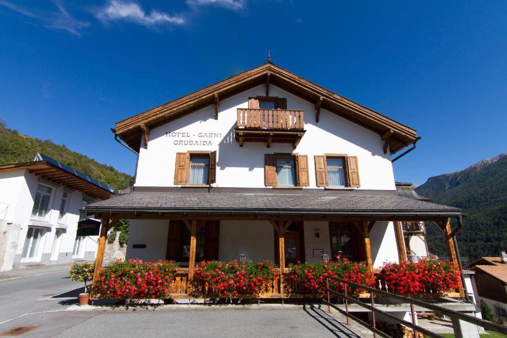 Garni Alpenrose - Grusaida Scuol, Switzerland