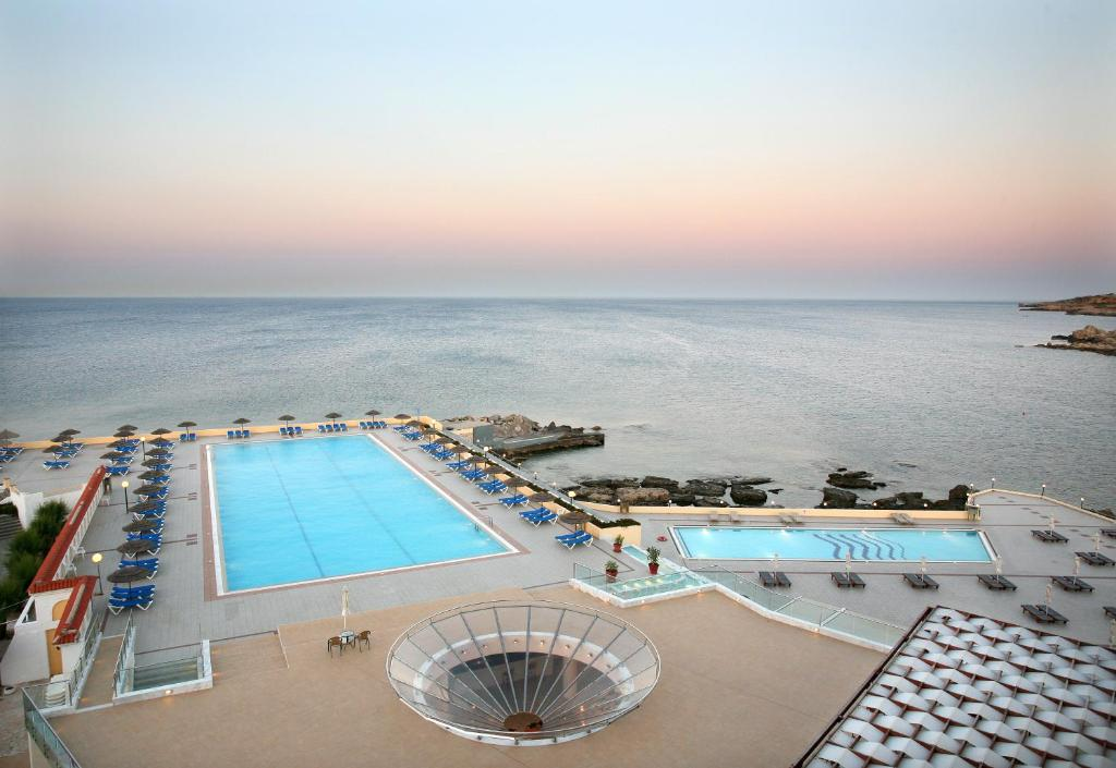 A view of the pool at Eden Roc Resort - All Inclusive or nearby
