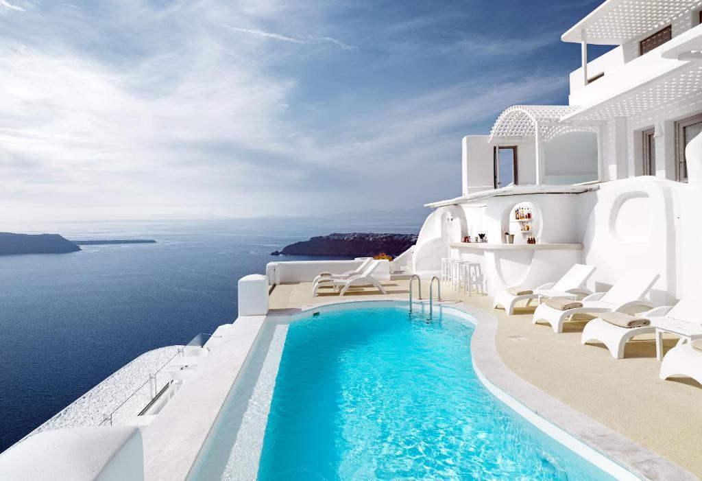 Tholos Resort - Laterooms