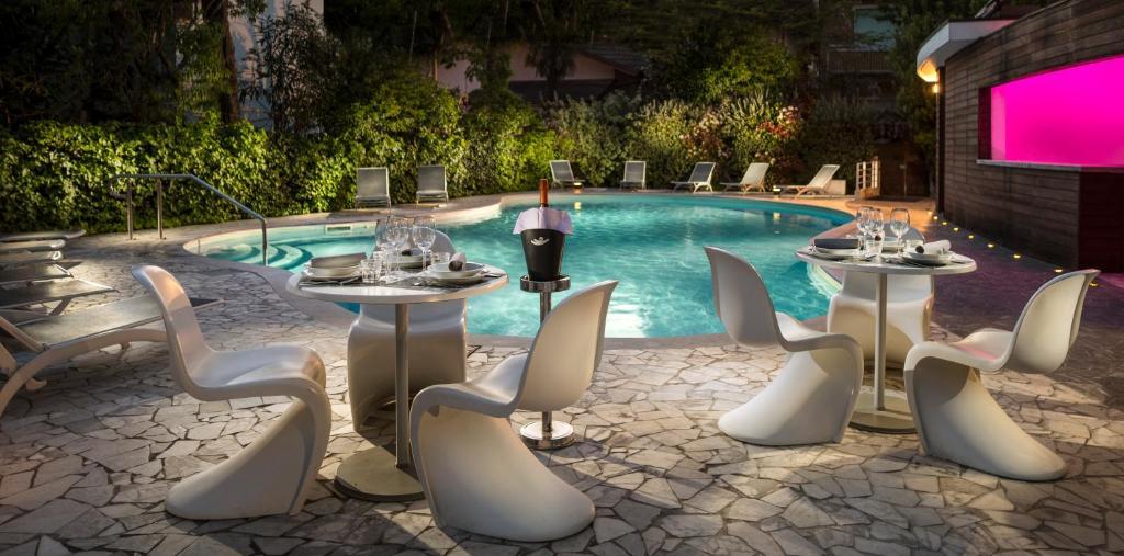 Ресторан / где поесть в Hotel Buona fortuna