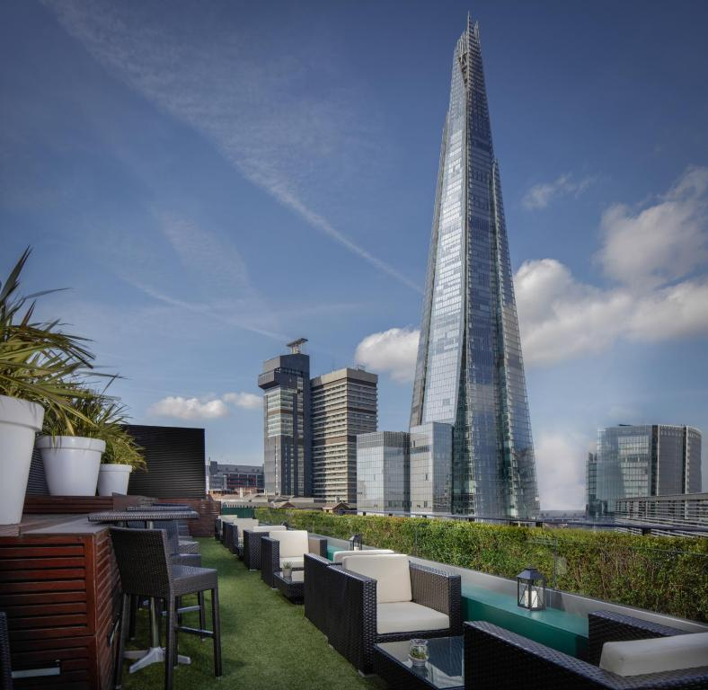 Hilton London Tower Bridge - Laterooms