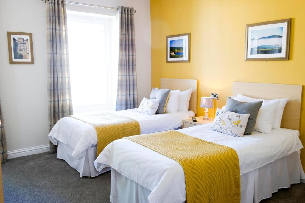 Rose and Crown Hotel - Laterooms