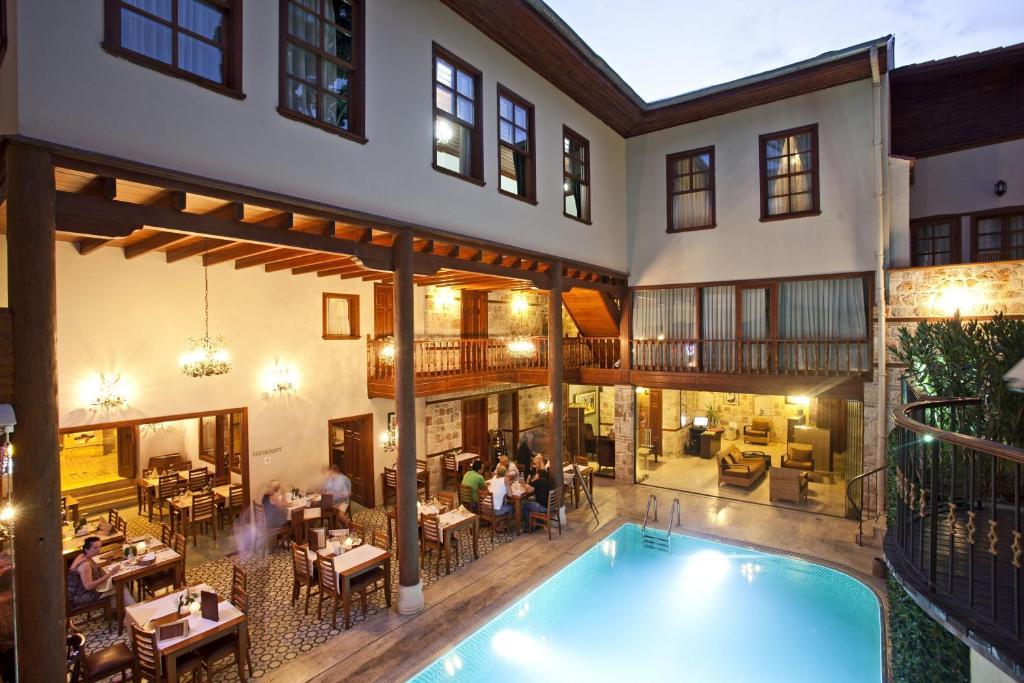 The swimming pool at or near Mediterra Art Hotel