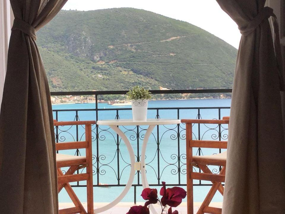 A balcony or terrace at Sea Sound