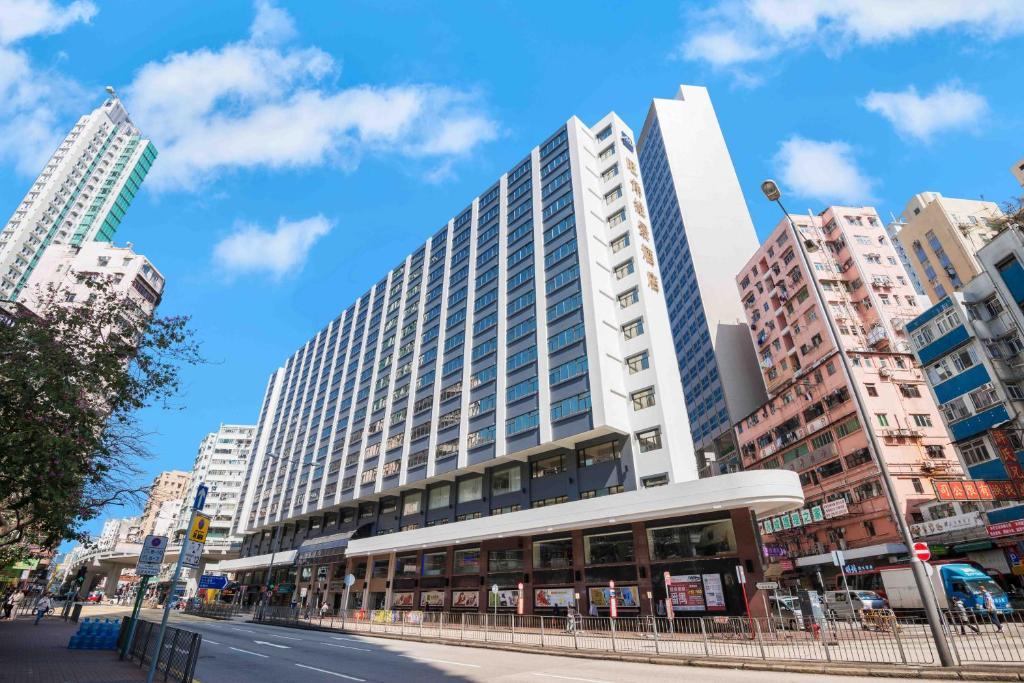 Metropark Hotel Mongkok - Laterooms