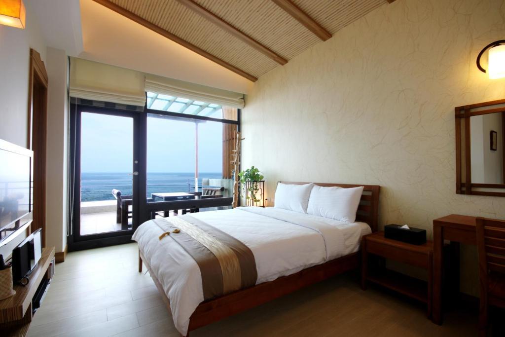 海景豪華雙人房-附陽台的相片(第 4 張)